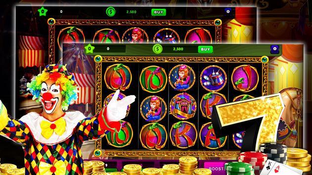 Coin Carnival Slots Fiesta poster