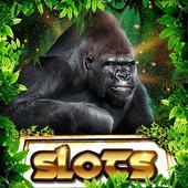 Super Gorilla Casino: Wild Slots icon