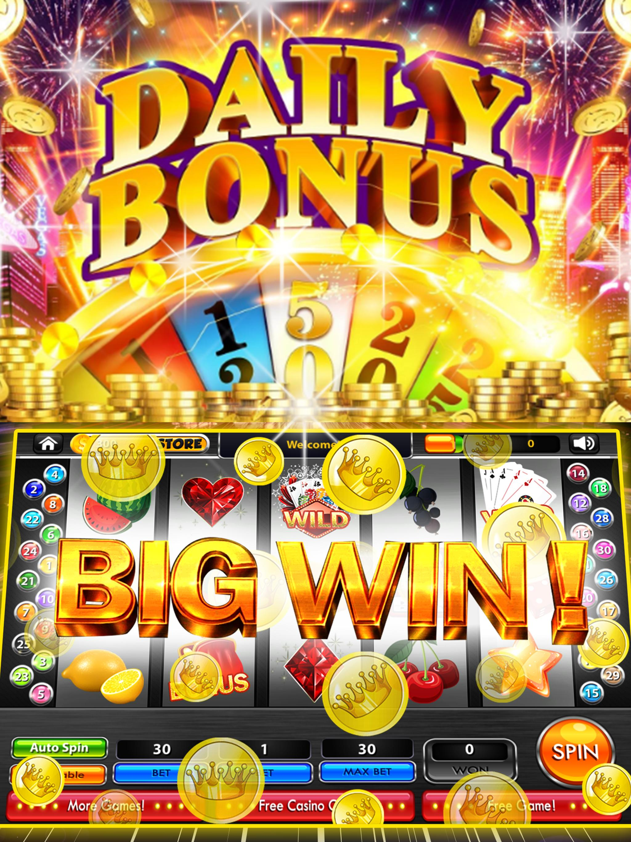 Huge Casino Slots Free For Android Apk Download