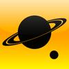 움직이는 태양계 아이콘