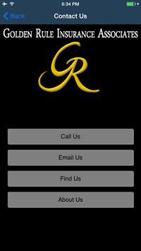 Golden Rule Insurance Assoc screenshot 2