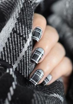 Hairstyle Nail Art Designs for Girls 2019 Free app poster