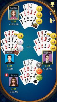 Pusoy - KK Chinese Poker Offline not Online7