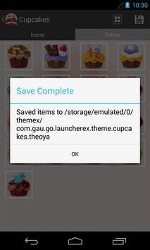 ThemeX captura de pantalla 3