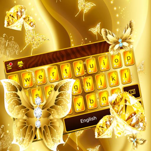 2021 Gold Tastatur