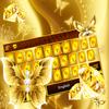 Free 2020 Gold Keyboard simgesi