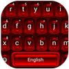 Red Keyboard For Android icon