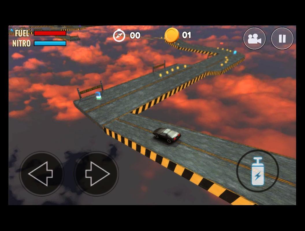 Nitro Cars Extreme Araba Yarışı 3d For Android Apk Download