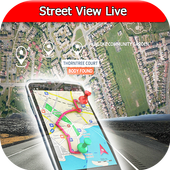 Street View Live 2019 – GPS Navigation Earth Map icon