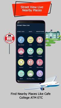 Street View Live 2019 – GPS Navigation Earth Map screenshot 1