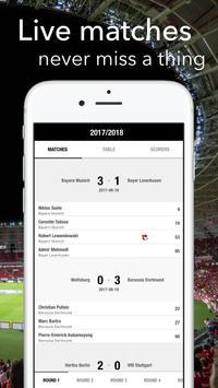 Live Football for Bundesliga poster