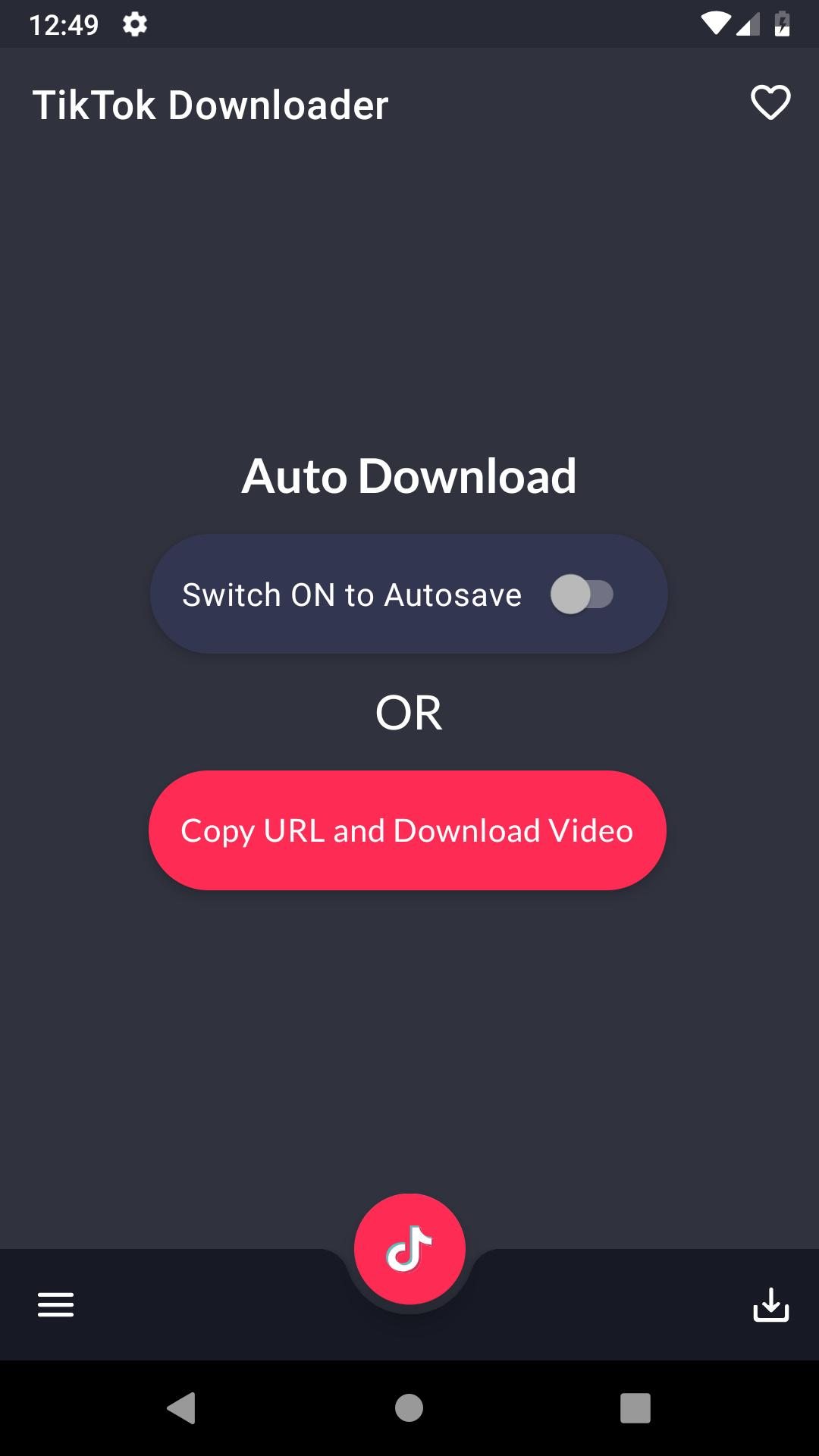 Video Downloader For Tiktok No Watermark For Android Apk Download