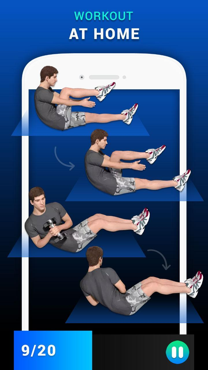 Lose Belly Fat For Men Lose Weight Home Workouts For Android Apk Download