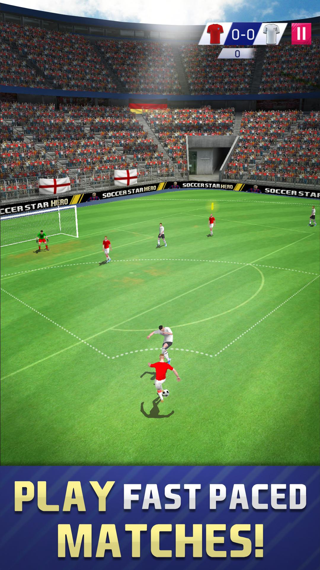 Soccer Star 2019 Football Hero: The SOCCER game for Android