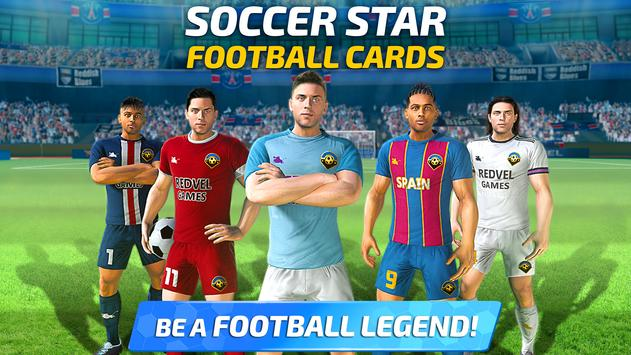 Soccer Star 2021 Football Cards: The soccer game screenshot 15