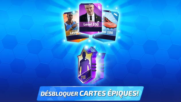 Soccer Star 2021 Football Cards: Jeu de football capture d'écran 11