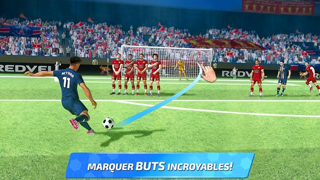 Soccer Star 2021 Football Cards: Jeu de football capture d'écran 12