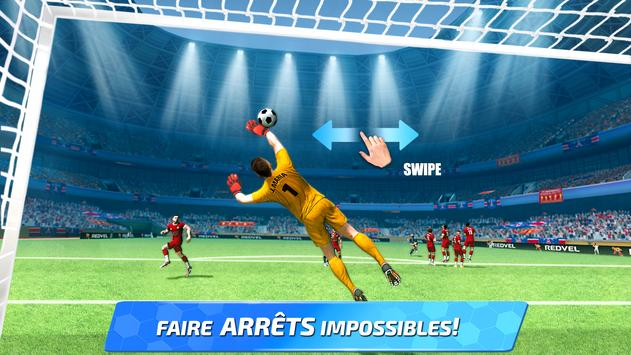 Soccer Star 2021 Football Cards: Jeu de football capture d'écran 14