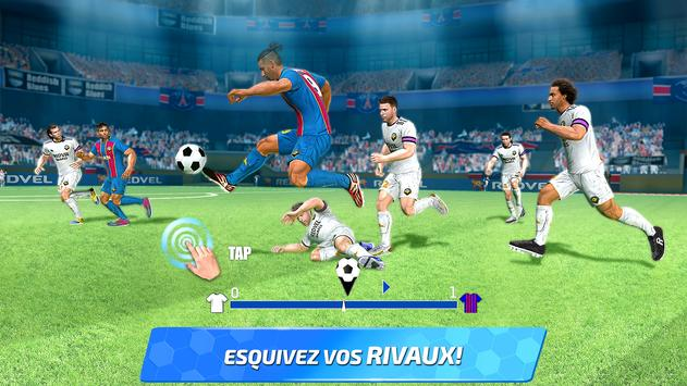 Soccer Star 2021 Football Cards: Jeu de football capture d'écran 1