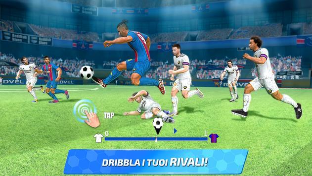 7 Schermata Soccer Star 2021 Football Cards: Gioco di calcio
