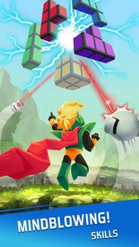 Idle Hero Clicker Game: Win the epic battle screenshot 13