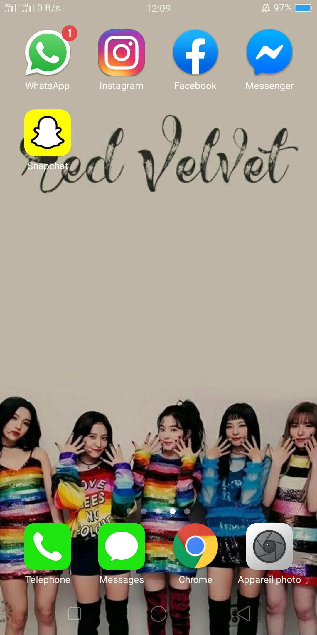 Red Velvet Kpop Wallpapers 4k For Android Apk Download
