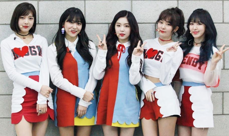 Red Velvet Kpop Wallpaper New Album For Android Apk Download