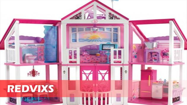 Dream House for Doll poster