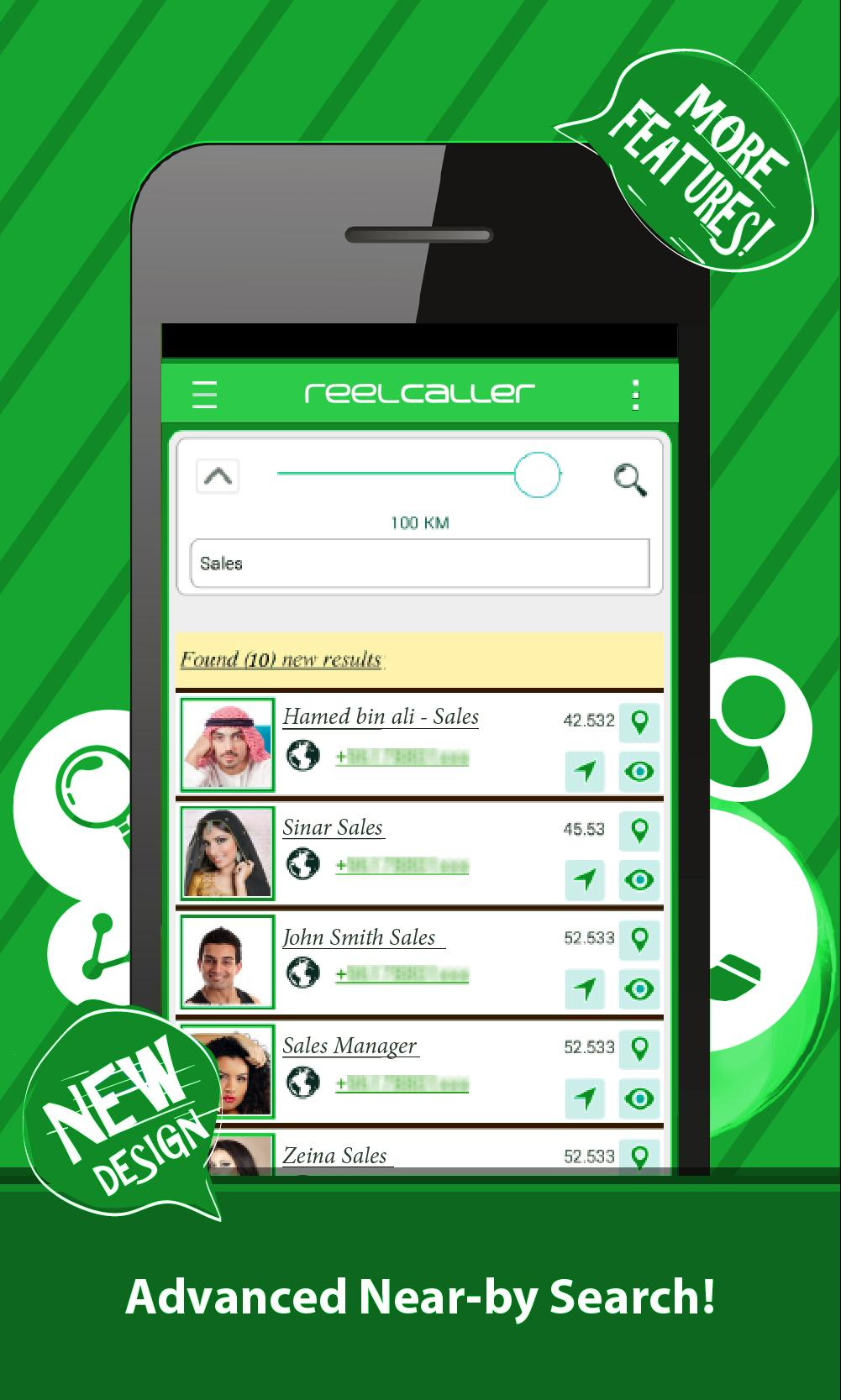Reel caller Plus-New phonebook for Android - APK Download