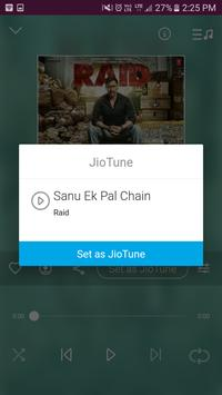 JioTune : Set Caller Tune screenshot 4