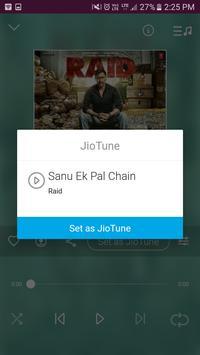 JioTune : Set Caller Tune screenshot 2