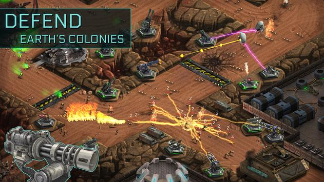2112TD: Tower Defence Survival ポスター