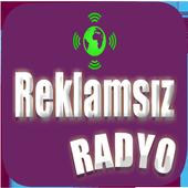REKLAMSIZ RADYO icon