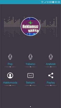 REKLAMSIZ RADYO screenshot 6