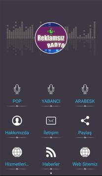 REKLAMSIZ RADYO screenshot 10