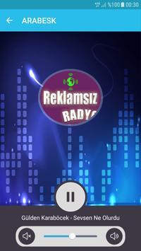 REKLAMSIZ RADYO screenshot 3