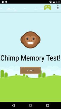 Chimp Memory poster