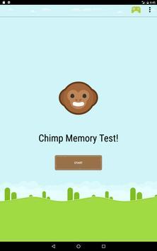 Chimp Memory screenshot 4