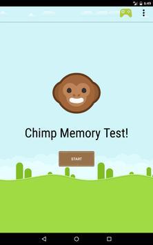Chimp Memory screenshot 8