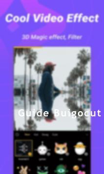 Tips Biugocut - Video Editor of Magic Effects screenshot 1