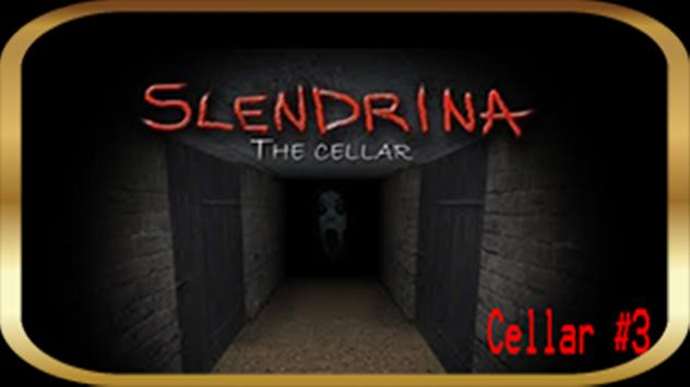 Maps The Cellar Slendrina screenshot 2