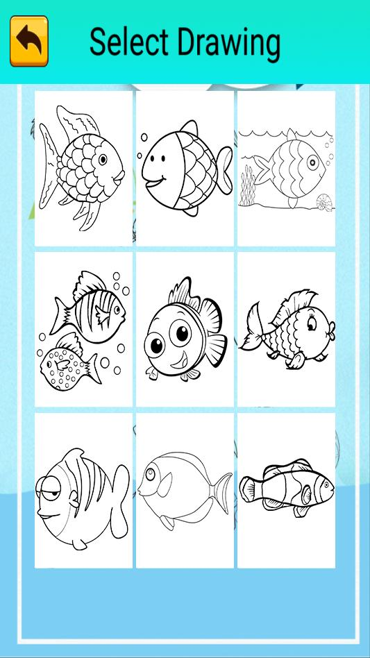 Cute Fish Coloring Pages For Android Apk Download