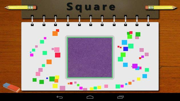 Draw and Learn Shapes screenshot 2