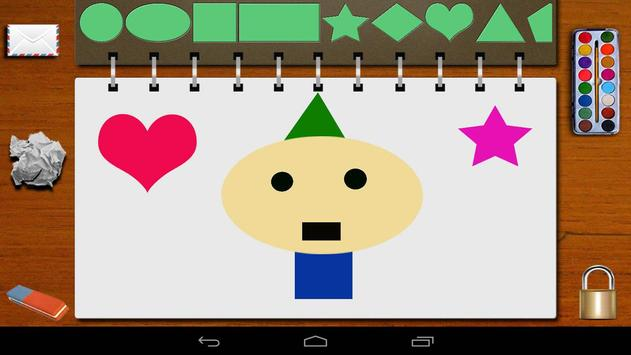 Draw and Learn Shapes screenshot 4