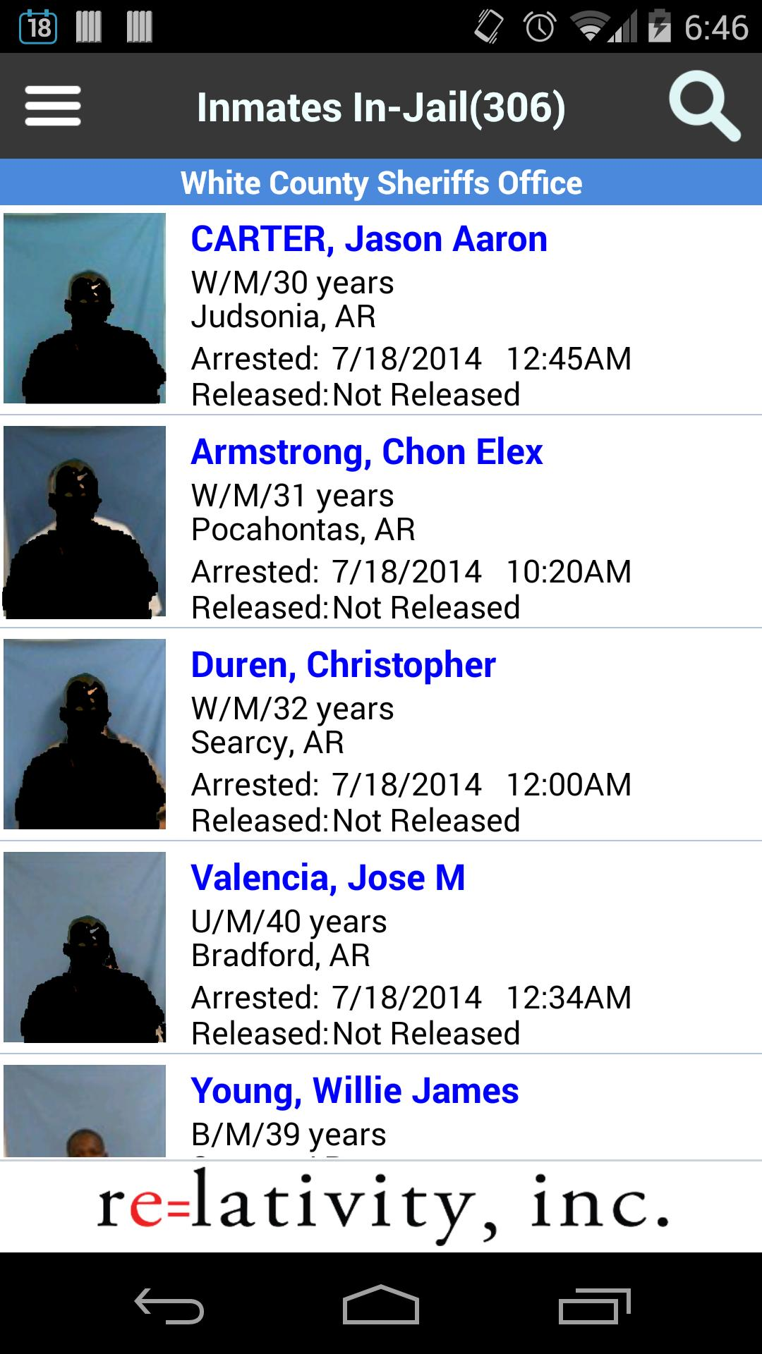 RPS-Inmate Info for Android - APK Download