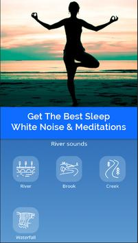 Relax Meditation: Relax with Sleep Sounds captura de pantalla 3