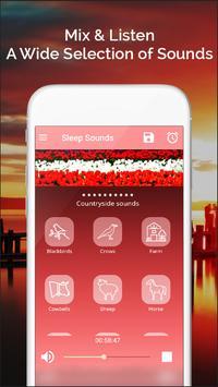 Relax Meditation: Relax with Sleep Sounds captura de pantalla 4