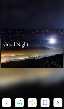 Good Night Video Status screenshot 2
