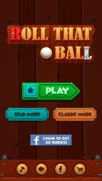 Roll that Ball скриншот 2