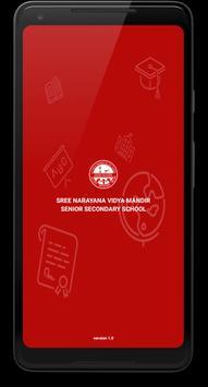 Chairman App- SN VIDYA MANDIR poster